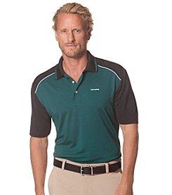 Chaps® Men's Short Sleeve Marque Polo