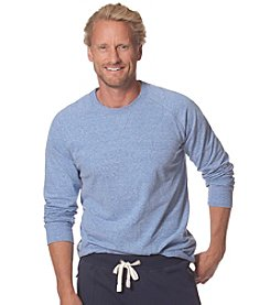 Chaps® Men's Long Sleeve Slub Crew Neck Shirt