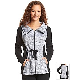 Exertek® Sweater Fleece Anorak Jacket