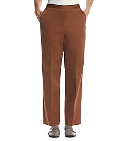 Alfred Dunner® Colorado Springs Pull On Pants