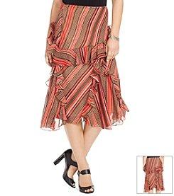 Lauren Ralph Lauren® Printed Georgette Skirt