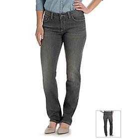 Lee platinum® label Meera Straight Leg Jean