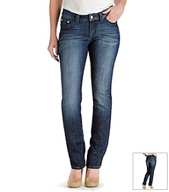 Lee® platinum label Josie Straight Leg Jean
