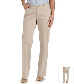 Lee ® platinum label Ellie Barely Bootcut Pants