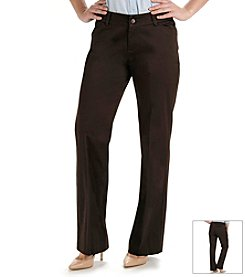 Lee® Platinum Label Ellie Barely Bootcut Pants