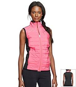 Lauren Active® Quilted Mockneck Vest