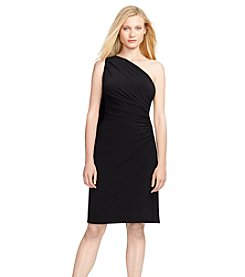 Lauren Ralph Lauren® One Shoulder Cocktail Dress