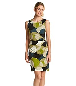 Nine West® Dot Sheath Dress