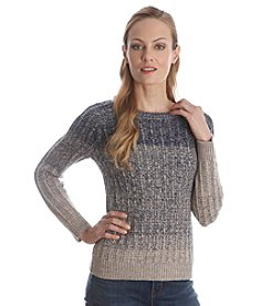 Lucky Brand® Ombre Marled Sweater