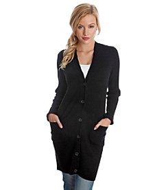 Lucky Brand® Long Rib Cardigan