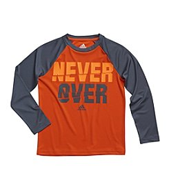 adidas® Boys' 2T-7 Never Over Tee