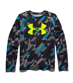Under Armour® Boys' 8-20 UA Tech™ Big Logo Printed Tee