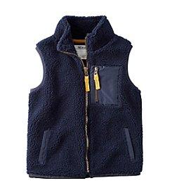 Carter's® Boys' 2T-7 Sherpa Vest