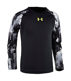 Under Armour® Boys' 2T-7 UA Tech™ Logo Tee