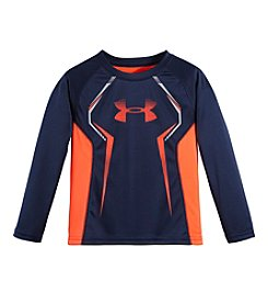 Under Armour® Boys' 2T-7 Long Sleeve Motion Tee