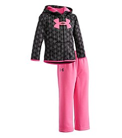 Under Armour® Baby Girls' Zip Hoodie With Pants Set