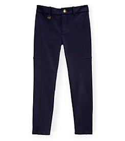 Ralph Lauren Childrenswear Girls' 2T-16 Legging Pants