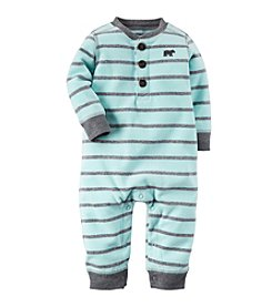 Carter's® Baby Boys' 3-24 Month Striped Coverall