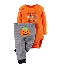 Carter's® Baby Girls' My First Halloween Set