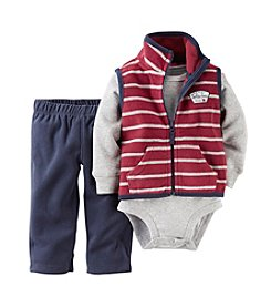 Carter's® Baby Boys' 3-24 Month 3-Piece Vest Set