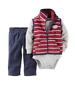 Carter's® Baby Boys' 3-24 Month 3-Piece Vest Set