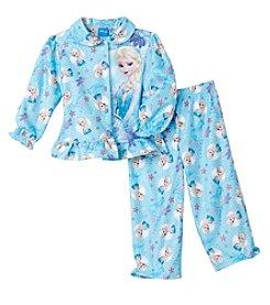 Disney® Girls' 2T-4T Frozen Elsa Coatfront Set