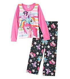 My Little Pony® Girls' 4-10 Two-Piece My Little Pony Set