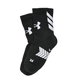 Under Armour® Boys' Undeniable Crew Socks