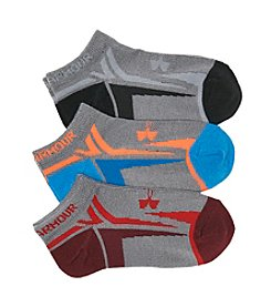 Under Armour® Boys' Phantom III No Show Socks