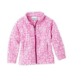 Columbia Girls' 2T-4T Benton Springs™ Fleece - Paisley Print