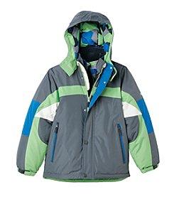 London Fog® Boys' 8-20 Spliced Systems Jacket
