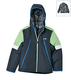 London Fog® Boys' 8-20 Colorblock Systems Jacket