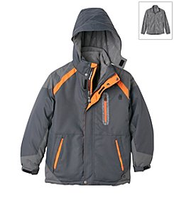 Hawke & Co. Boys' 4-20 3-In-1 Systems Jacket