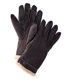 Ruff Hewn Microsuede Gloves