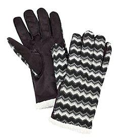 Ruff Hewn Zigzag Gloves
