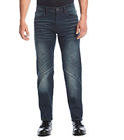 DKNY JEANS® Men's Bleecker Straight Knit Jeanss