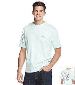 Tommy Bahama® Men's Short Sleeve Parrot With A Cab Tee
