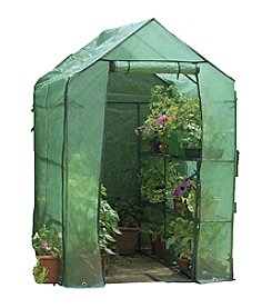 Gardman® Walk-In Greenhouse with Shelves