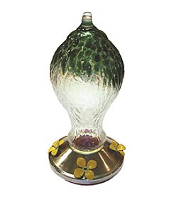 Gardman® Teardrop Green Hummingbird Feeder