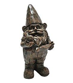 Kelkay Woodland Forest Gnome Garden Statue