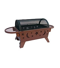 Landmann Northern Lights Outdoor Fire Pit with Sparkscreen