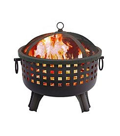 Landmann Garden Lights Savannah Steel Fire Pit