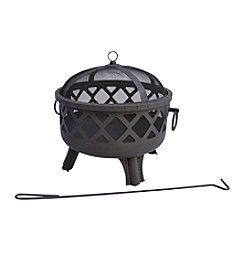 Landmann Garden Lights Sarasta Steel Fire Pit
