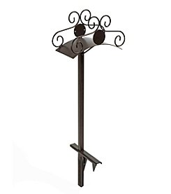 Liberty Garden Decorative Hose Stand