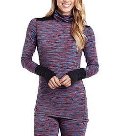 Cuddl Duds Flexfit Turtl Neck Top