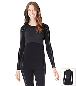 Cuddl Duds® Seamless Body Base Top
