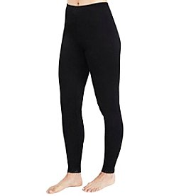 Cuddl Duds® Softwear Lace Leggings