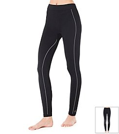 Cuddl Duds® Seamless Body Base Leggings