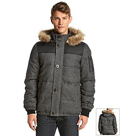 Buffalo by David Bitton Men's Wool Parka