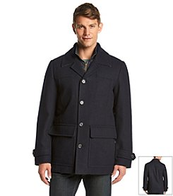 Nautica® Men's Wool Car Coat
